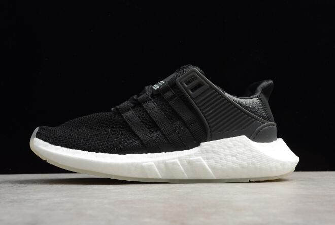 New adidas EQT Support 93/17 Black White BZ0585 Free Shipping