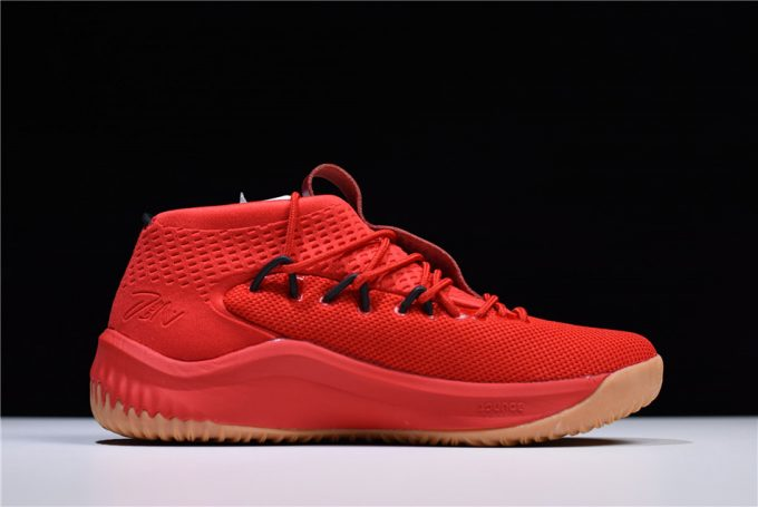 adidas Dame 4 400 Degreez Red Gum Scarlet High Resolution Red Black 1 680x455