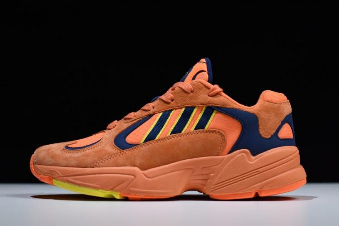 adidas Yung 1 Goku Hi Res Orange Shock Yellow 680x454