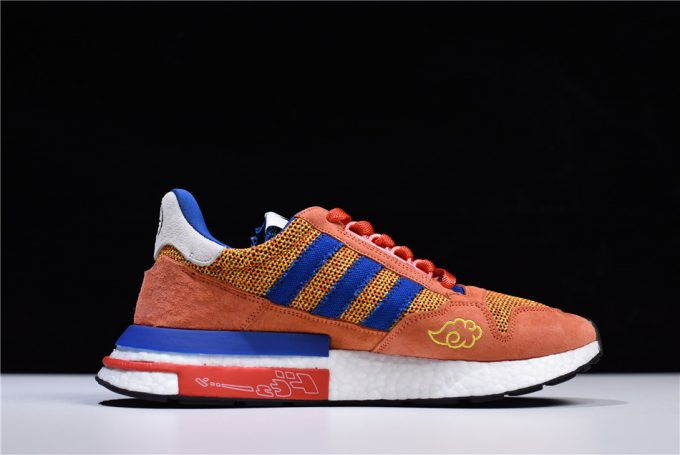 Dragon Ball Z x adidas ZX500 RM Boost Son Goku 1 680x455