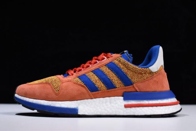 Dragon Ball Z x adidas ZX500 RM Boost Son Goku 680x455