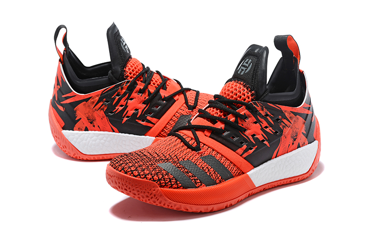New adidas Harden Vol. 2 James Red