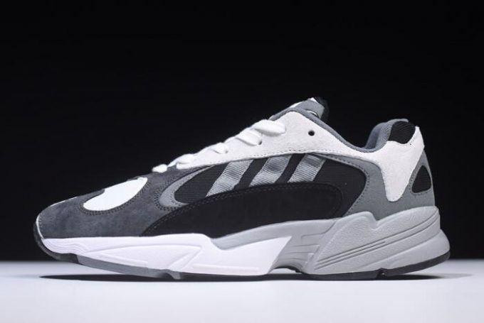 New adidas Originals YUNG 1 Grey White Black Dad Shoes 680x455