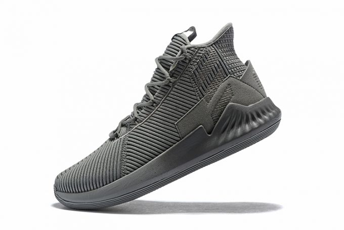 adidas D Rose 9 Cool Grey Basketball Shoes 1 680x454