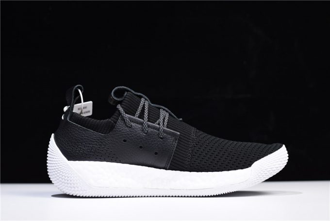adidas Harden LS 2 Buckle Black White Basketball Shoes On Sale 1 680x455