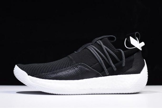 adidas Harden LS 2 Buckle Black White Basketball Shoes On Sale 680x454