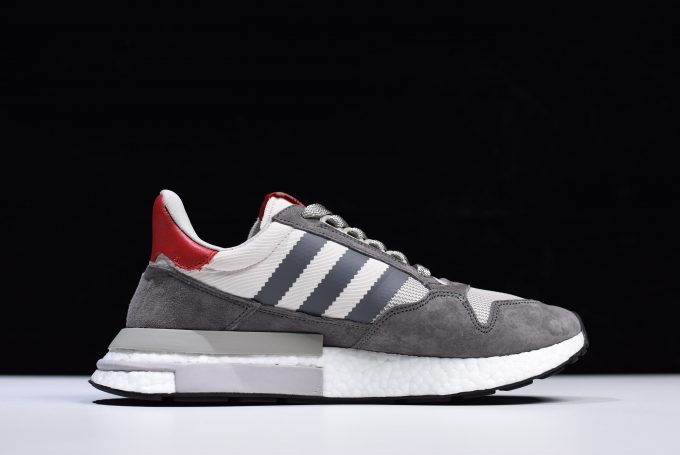 adidas ZX500 RM Boost OG Grey Four White Scarlet 1 680x455