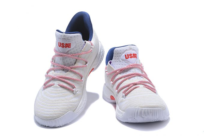 New adidas Crazy Explosive Low White Royal Blue Red 1 680x454