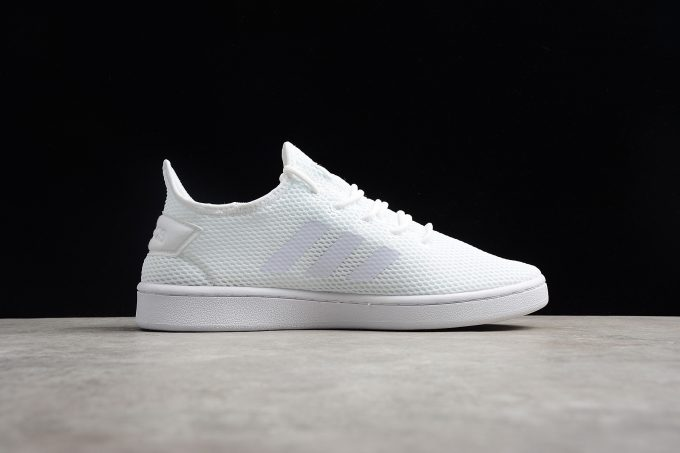 New adidas Stan Smith Triple White Shoes 1 680x453