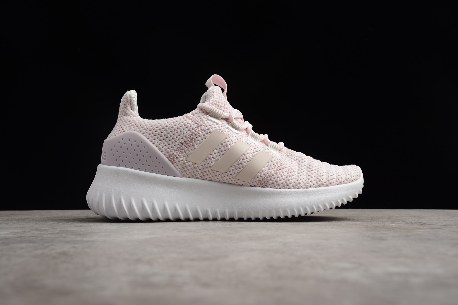 adidas Cloudfoam Ultimate Orchid Tint/Aero Pink Women's Running Shoes DB0604