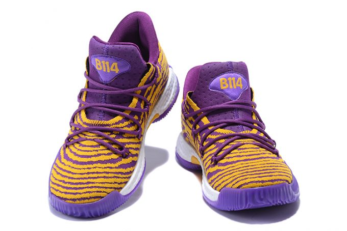 adidas Crazy Explosive Low Lakers PE Basketball Shoes 1 680x454