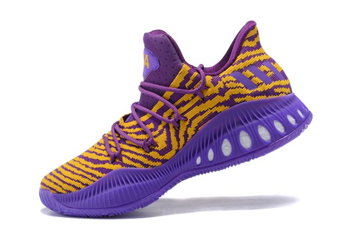 adidas Crazy Explosive Low Lakers PE Basketball Shoes 680x453