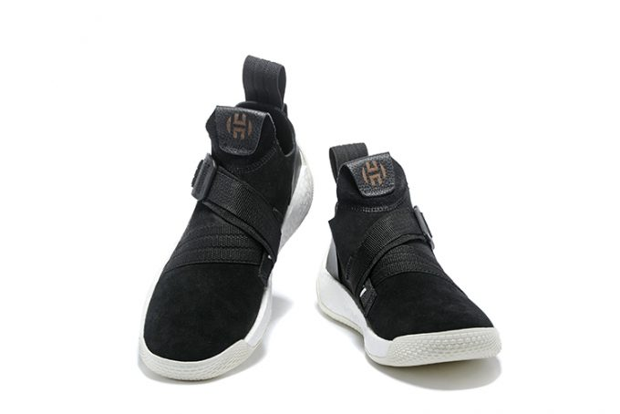 adidas Harden LS 2 Buckle Black White Shoes 1 680x454