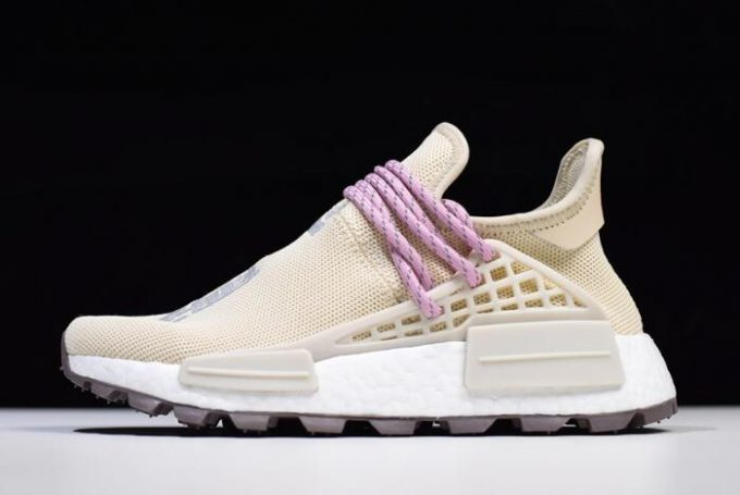 2018 Pharrell Williams x adidas Human Race NMD Hu NERD Cream White Pink 680x455