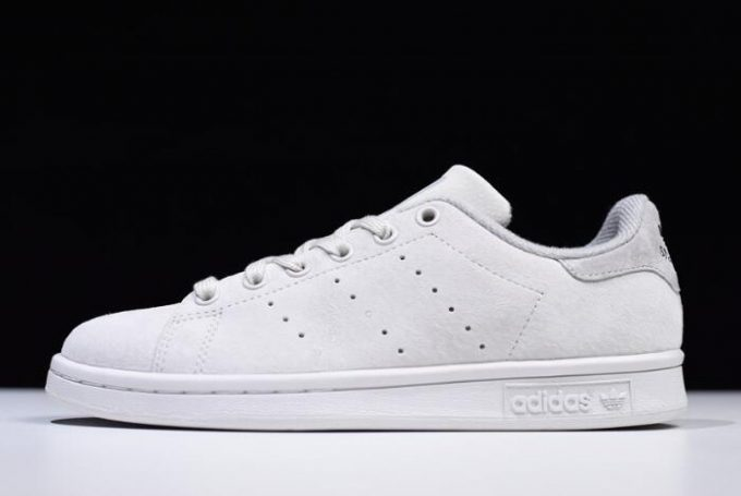 Reigning Champ x adidas Stan Smith White Shoes 680x455