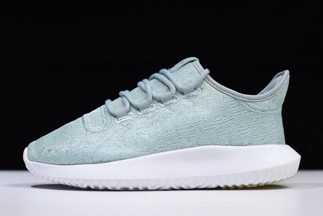 Womens adidas Tubular Shadow Green White Shoes
