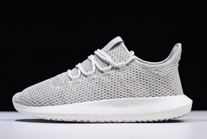 adidas Tubular Shadow Grey White Green
