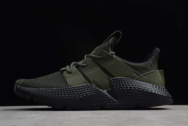 Mens adidas Prophere Black Olive