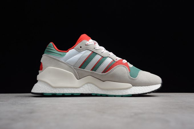 adidas EQT Support 91 18 Grey Green Red White 1 680x453