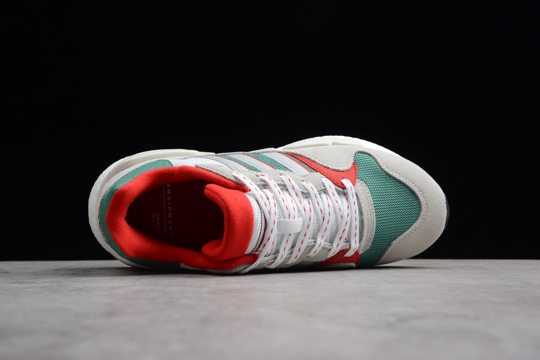 adidas EQT Support 91/18 Grey/Green-Red-White G26806