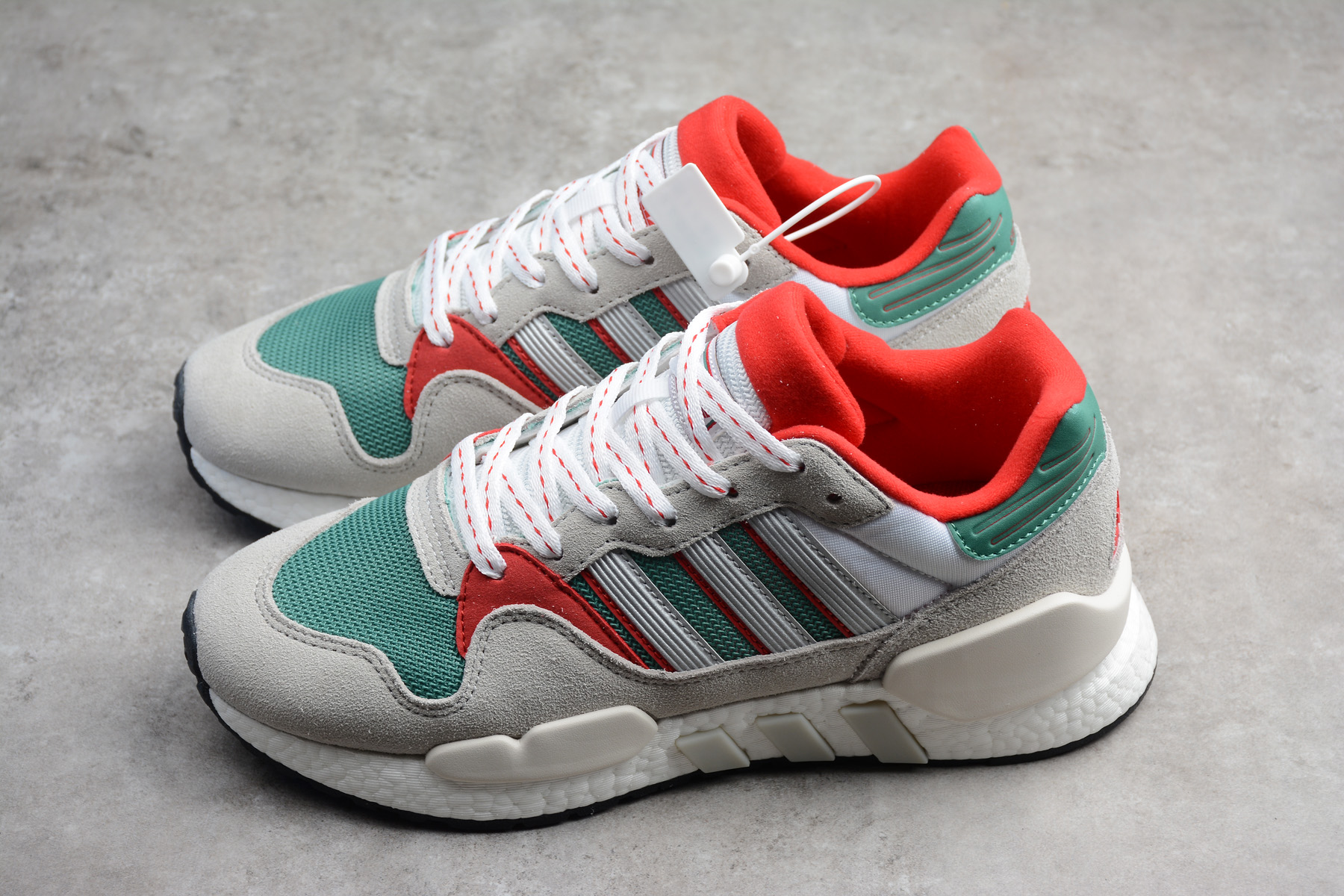adidas EQT Support 91/18 Grey/Green-Red