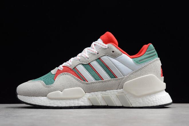 adidas EQT Support 91 18 Grey Green Red White