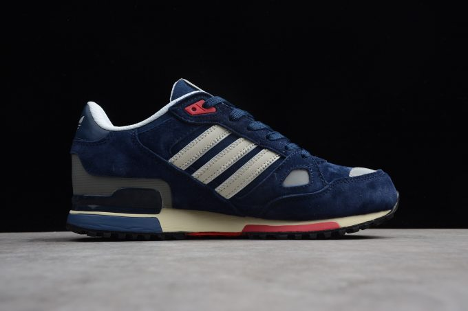 adidas Originals ZX 750 Navy Blue White 1 680x453