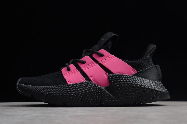 WMNS adidas Prophere Core Black Pink Carbon Running Shoes