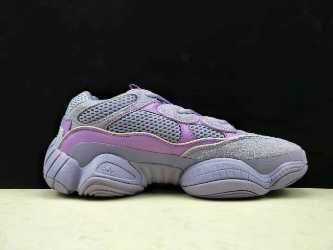 WMNS adidas Yeezy 500 Grey Purple 1 680x510