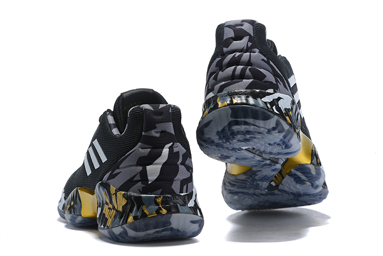 Black and Gold Shoes 2018