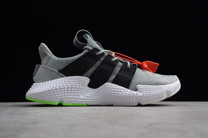 adidas Prophere Wolf Grey Black Shock Lime 1 680x453