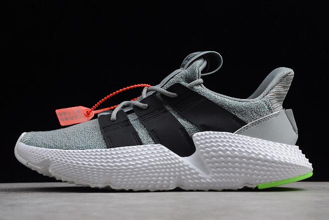 adidas Prophere Wolf Grey Black Shock Lime