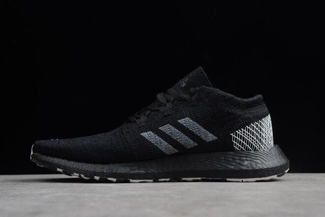 adidas Pure Boost GO Black Shoes