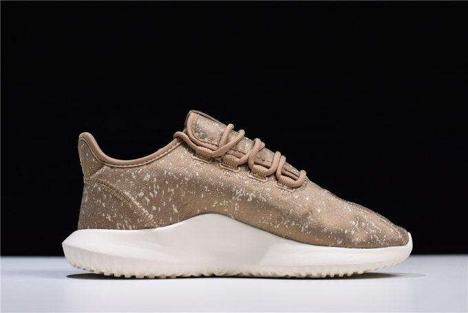 adidas Tubular Shadow Jacquard Brown 1 680x455