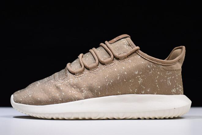 adidas Tubular Shadow Jacquard Brown