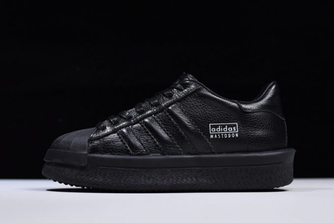 Rick Owens x adidas Mastodon Pro II Low All Black 680x455