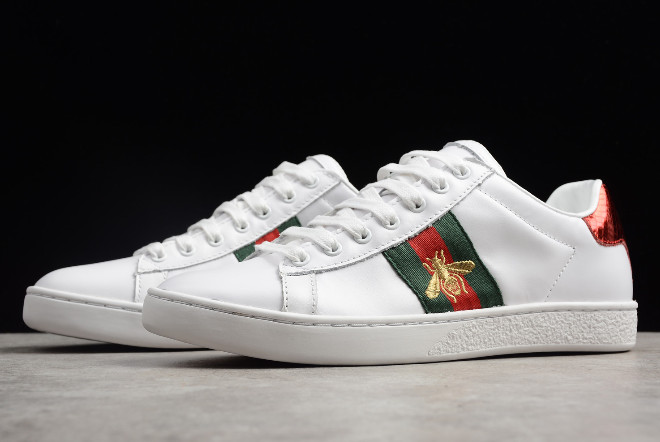 Scusi Seguire secolo  WMNS adidas Stan Smith White/Red-Green For Sale