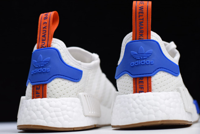 Nmd R1 White And Blue