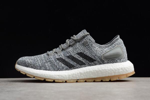 adidas Pure Boost All Terrain Grey Running Shoes