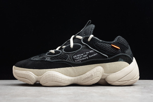 adidas Yeezy 500 Black F35620 For Sale