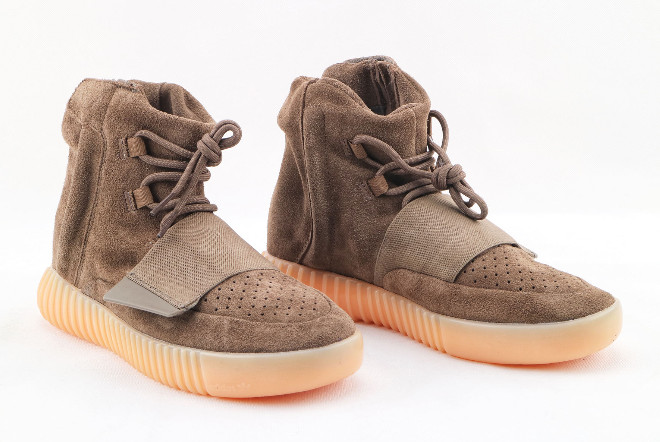 adidas Yeezy 750 Boost Chocolate Light Brown Gum 1