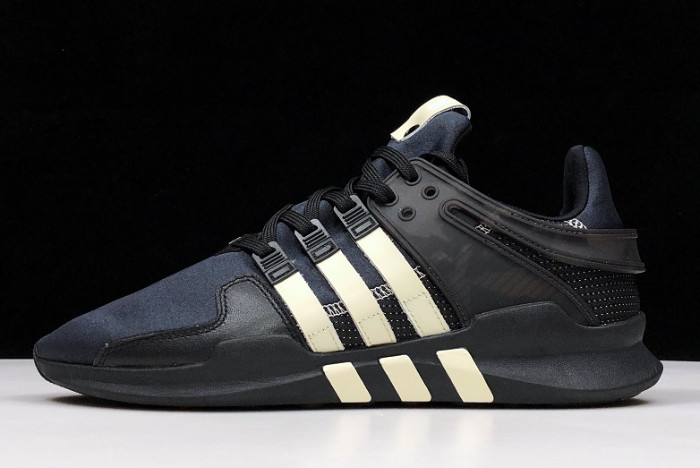 Undefeated x adidas EQT Support ADV Black/Cream White-Grey BY2598
