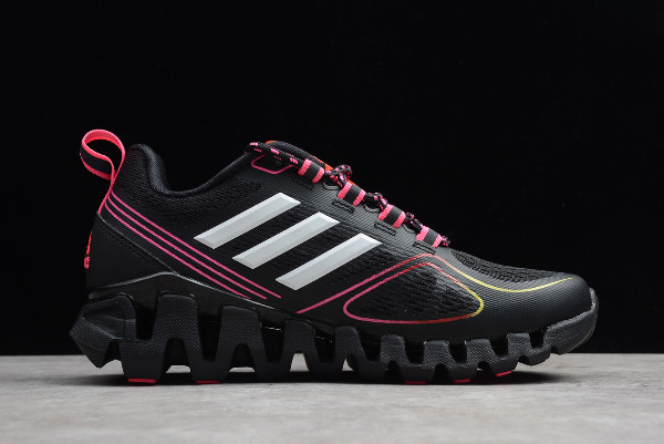 Womens adidas Terrex Black Pink White For Sale 1