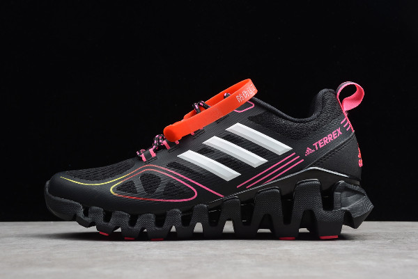 Womens adidas Terrex Black Pink White For Sale