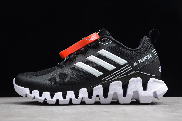 adidas Terrex Black White For Sale