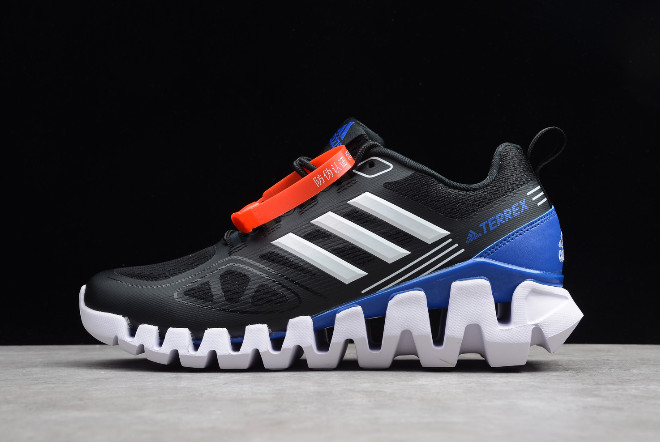 adidas Terrex M Black Royal Blue White For Sale