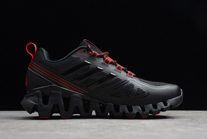 adidas Terrex M Black University Red For Sale 1