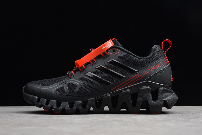 adidas Terrex M Black University Red For Sale