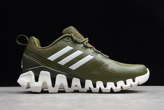 adidas Terrex Olive White For Sale 1