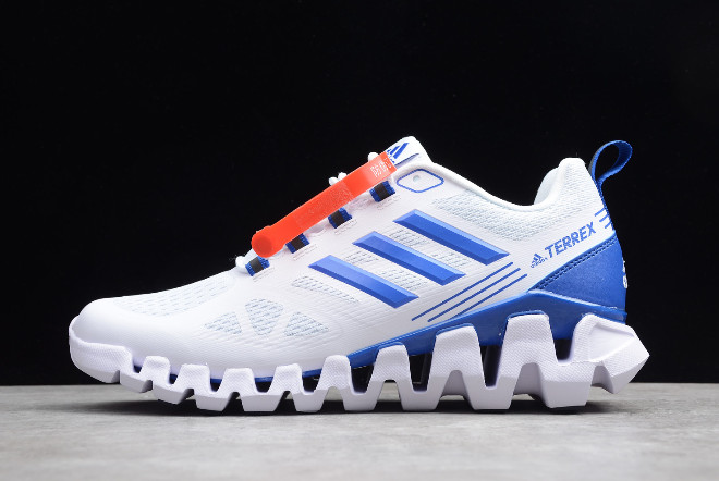 adidas Terrex White Blue For Sale